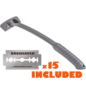 BRO Best Back Hair Shaver