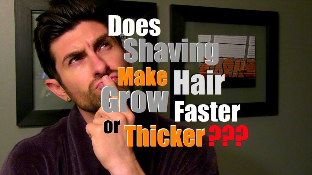 Can Shaving Stimulate Hair Growth