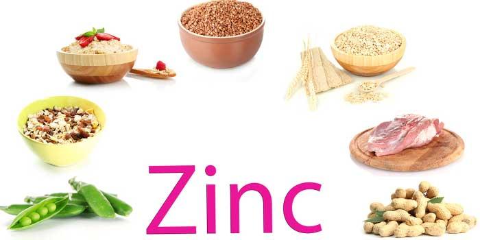 zinc foods