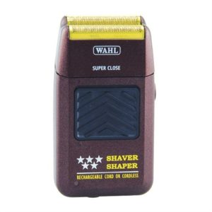 Wahl Profession 5-Star bump free razor