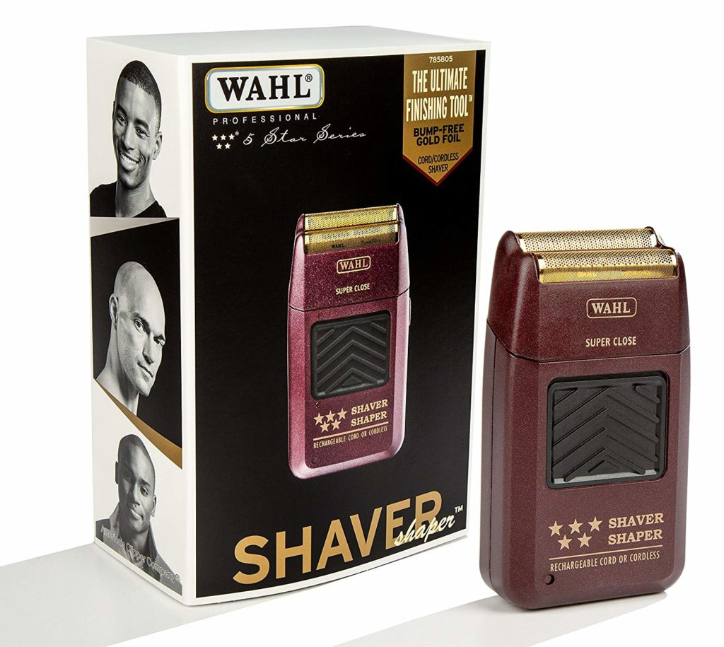 wahl professional shaver