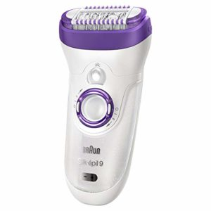electric epilator for face