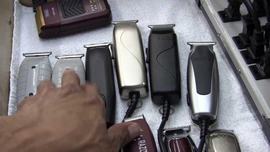 sharpen clipper blades