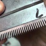 how to clean hair clipper blades
