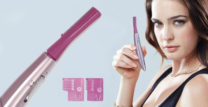 how to use trimmer for ladies